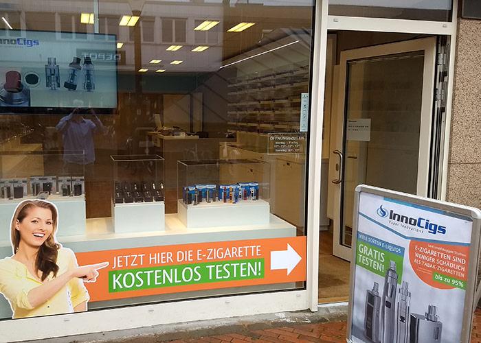 E-Zigaretten Shop HH Niendorf