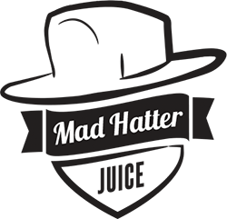 Mad Hatter - E-Zigaretten Liquids made in USA